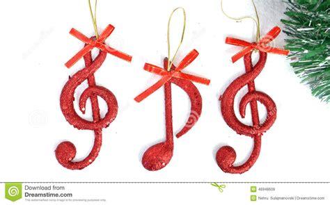 house music christmas notas de la m 250 sica escena de la navidad decoraci 243 n imagen de archivo imagen