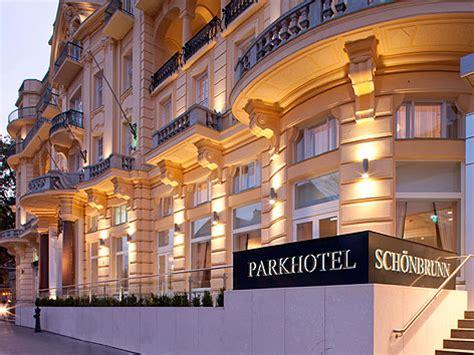 hotel wien schã nbrunn parkhotel neu weniger zimmer mehr suiten wien orf at