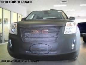 Car Cover For Gmc Terrain Lebra Front End Mask Bra Cover Fits Gmc Terrain 2010 2011
