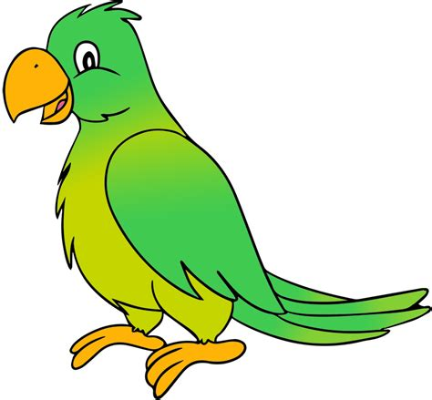 Parrot Clip Art - Cliparts.co