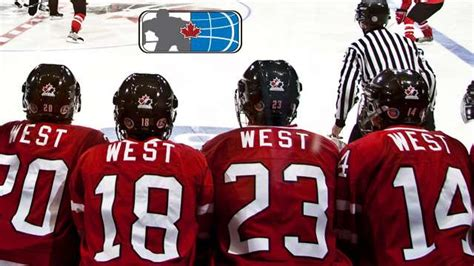 world junior hockey challenge world junior a challenge canada west roster announced isn