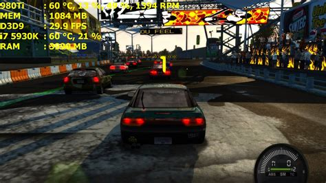 mod speed game online need for speed prostreet graphic mod 2014 in game youtube