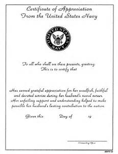 Navy Retirement Certificate Template by Navy Retirement Certificate Newhairstylesformen2014