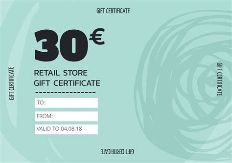professional gift certificate template 12 images digi traffic