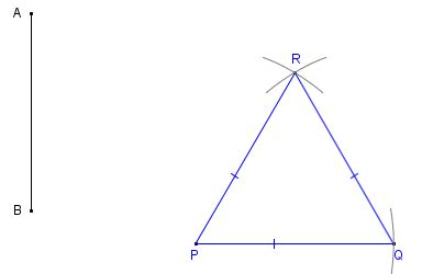 construct a triangle printable for drawing an equilateral triangle
