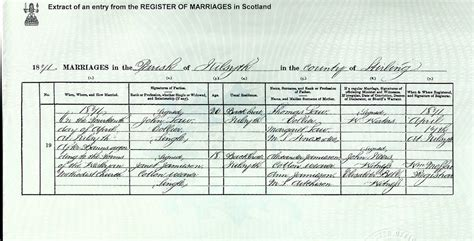 full birth certificate scotland roots routes travel into your past