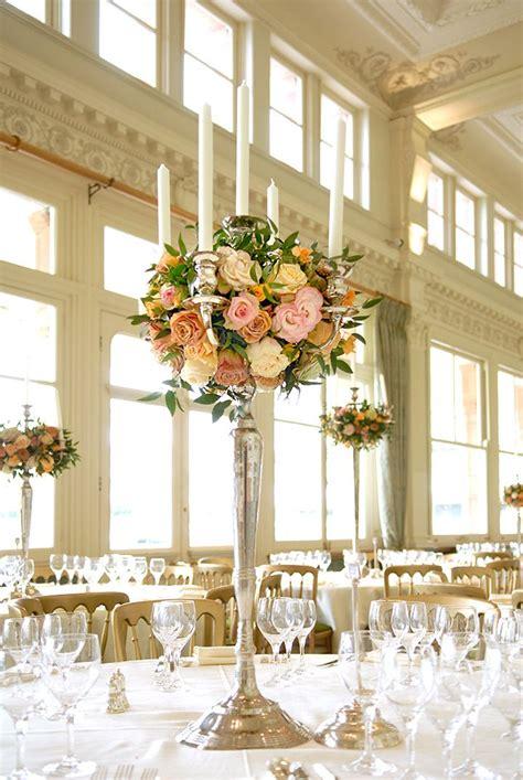 candelabra wedding centerpieces with flowers 15 candelabra floral centerpieces candelabra wedding