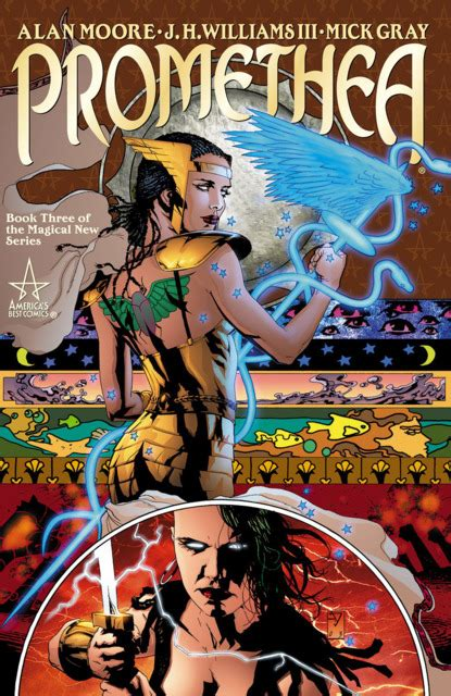 promethea book 1 promethea volume comic vine