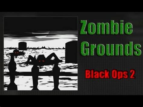 zombie emblem tutorial black ops 2 zombie grounds emblem tutorial youtube