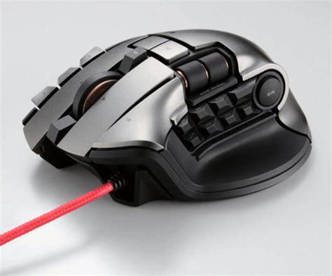Mouse Elecom Elecom Unveils Mouse Designed For Mmorpg Gamers Ubergizmo