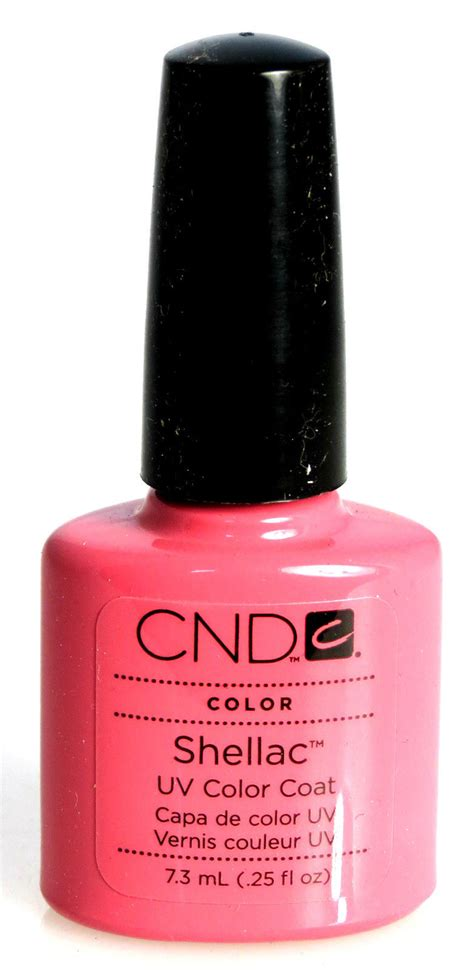 Cnd Gel L by Cnd Shellac Uv Gel Nail Gotcha 25oz Ebay