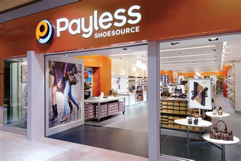 Garden State Mall Shoe Stores Payless Shoesource Files For Bankruptcy Protection Begins