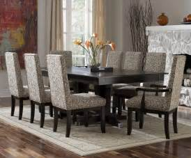 Contemporary Dining Room Set Canadel Furniture Long Island New York Ny Dining Room