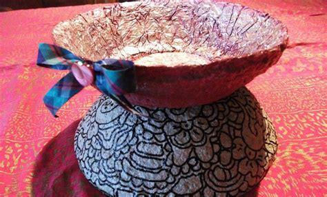vasi in cartapesta vasi di cartapesta