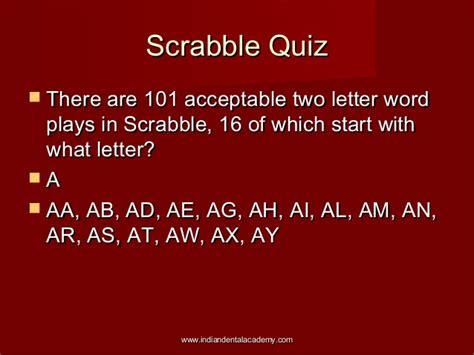 is ah a word in scrabble pediatric board review certified fixed orthodontic courses
