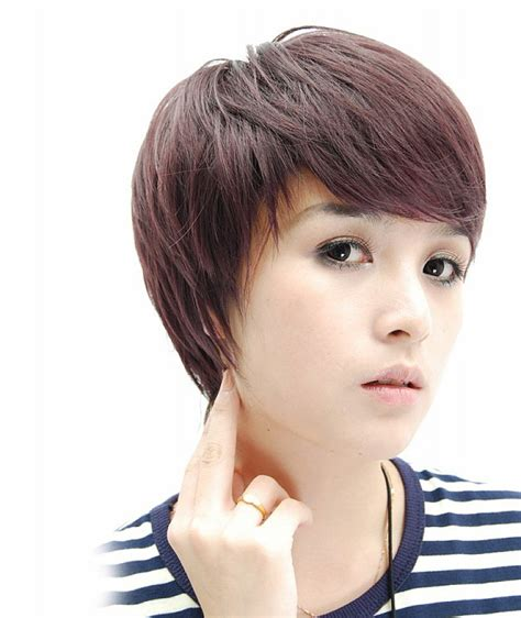 Asian Bangs Hairstyle by Asian Bob Hairstyle With Bangs Braidedhairstyles Us