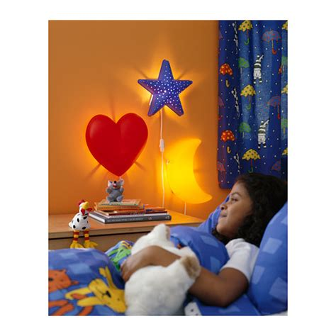 Ikea Childrens Bedroom Lights Ikea Smila Stjarna Children Bedroom Wall L Ebay