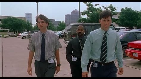 Office Space Traffic by Never Noticed This Before But The Opening Traffic Of