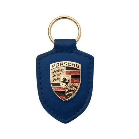 porte cl 233 s porsche ecusson en cuir collection officielle