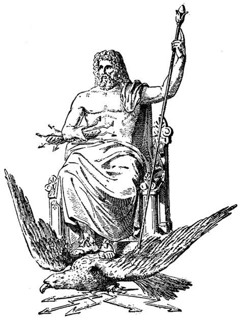 Imagenes De Zeus Blanco Y Negro | arm 243 nicos de conciencia etimol 243 gicamente dios es igual