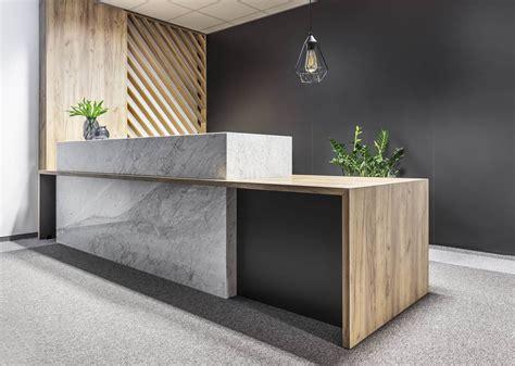 Gallery Of Office Space In Poznan Metaforma 13 Reception Area Desk