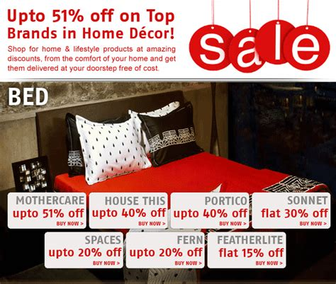 best home decor brands upto 51 off on top brands in home decor at shoppers stop