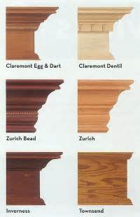 Wooden Cornice Design Bingo Wooden Cornices Crown Moulding To Finish The