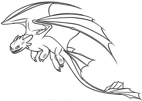 to train your dragon coloring pages