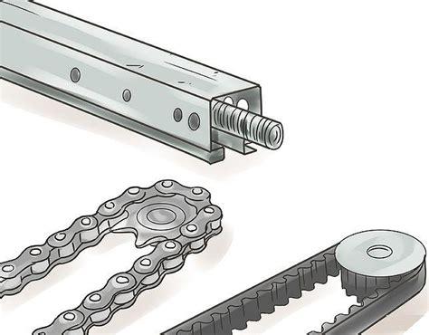 Belt Drive Vs Chain Drive Garage Door by Garage Door Opener Belt Vs Chain Ppi