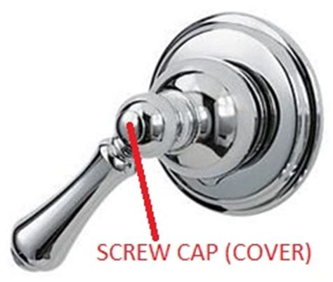 How To Take A Shower Handle by How To Remove A Lever Shower Handle The Home Depot