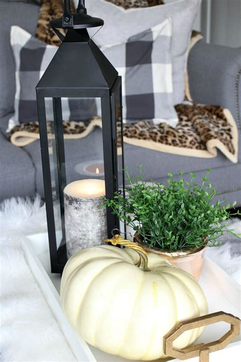 fall decorations for the home harvest haven fall tour 2016 the house of silver lining