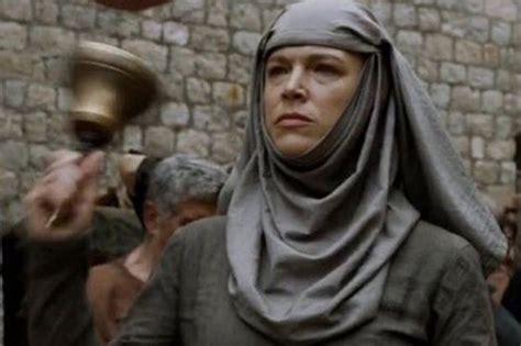 the shame nun actress game of thrones unellla the shame nun is actually