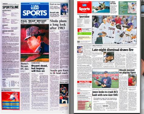 sports section newspaper sports section of a newspaper sport news on ratesport