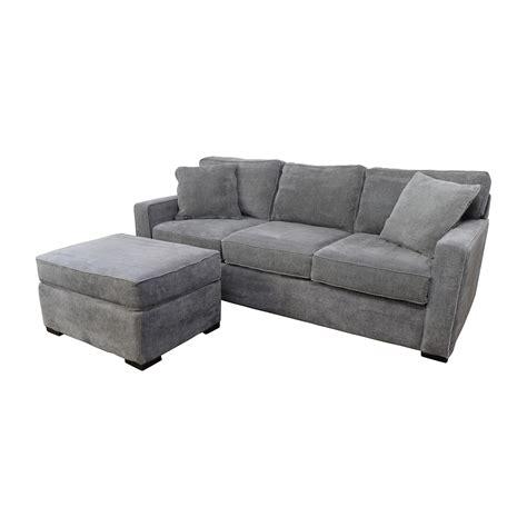 58 macy s macy s radley grey sofa and ottoman sofas