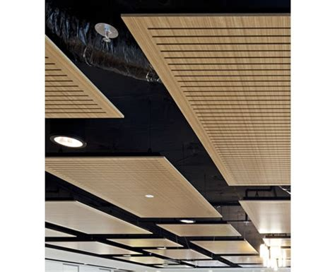 Floating Ceiling Panels Acoustic Floating Ceiling Panels Fsc Certified Supawood