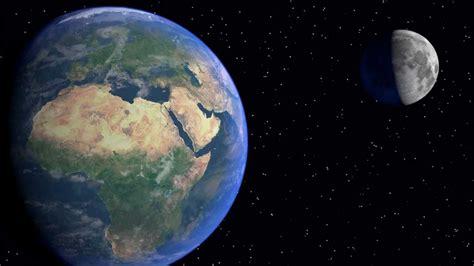 la terre et des 285197369x la terre et la lune blender 3d youtube