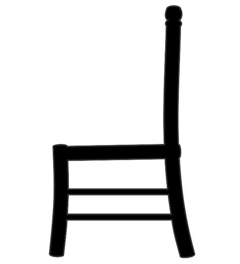 chair side view vector original chair clipart panda free clipart images