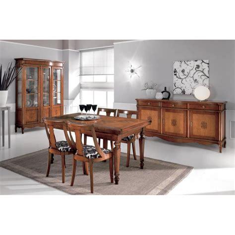 sala da pranzo classica sala da pranzo classica in legno