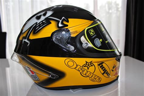 Helm Agv Corsa Martin Chion Helmets Agv Corsa Martin New In Stock