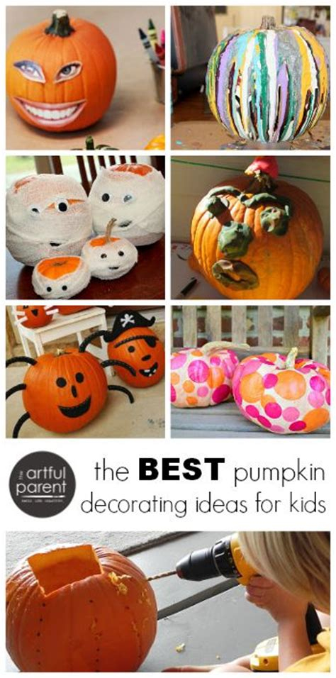 Best Pumpkin Decorating Ideas by The Best Pumpkin Decorating Ideas For
