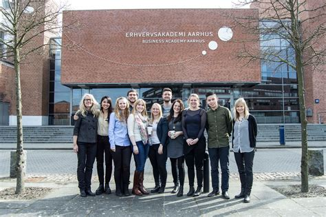 Copenhagen Business School Mba Cost by Of Applied Sciences Aarhus Denmark