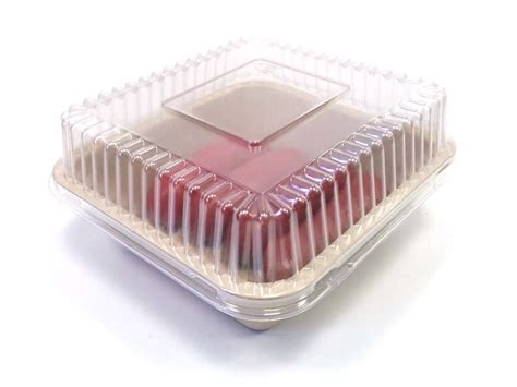 Pet Tray Salad 300ml eco friendly packaging at scobies direct