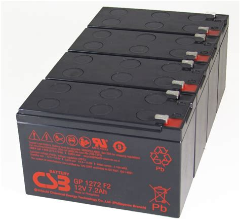 Batery Ups apc replacement battery pack for apc rbc59 ups power
