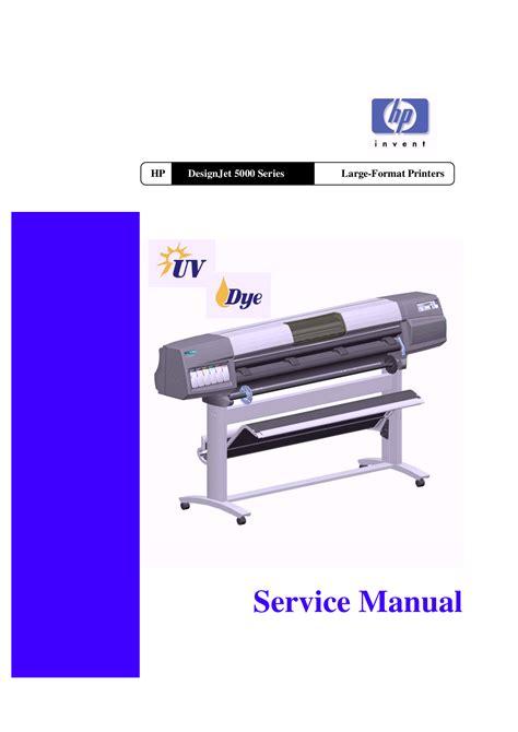 free designjet download free pdf for hp designjet 5500ps printer manual