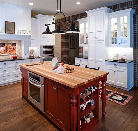 kitchen blocks island kitchen fantastic kitchen island butcher block granite with chicken mural tiles for range