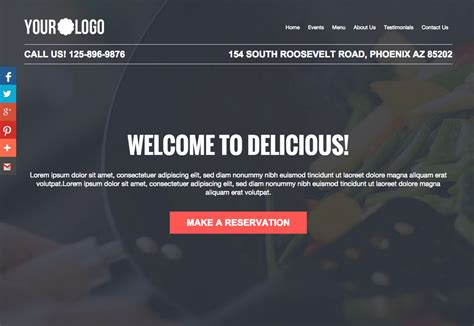 11 Ways To Attract Delicious by 12 Ways To Use Leadpages For Restaurants To Attract Leads