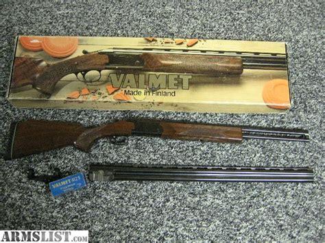 Valmet Shotgun Armslist For Sale Valmet O U Rifle Shotgun