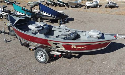 hyde low profile drift boat for sale 14 6 low profile hyde drift boats