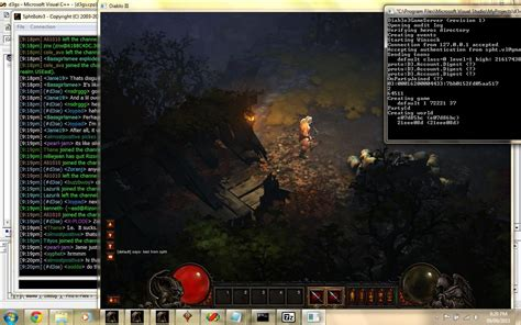 Irc Section 172 B 3 by Diablo 3 Beta Server Emulation Project Project Etal