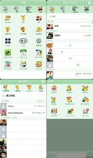 link download themes line download tema line untuk android dan ios dabo ribo